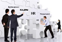 Аутсорсинг в HR-сфере